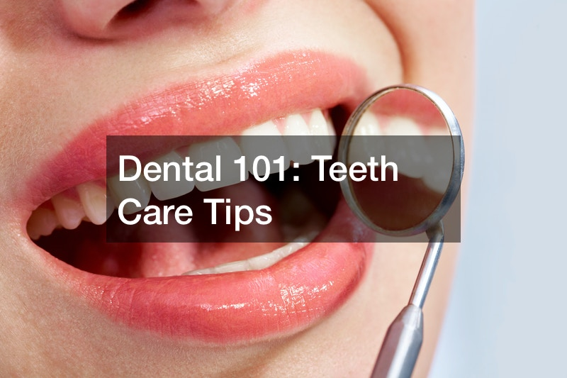 every day teeth care tips